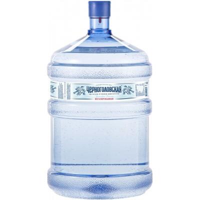 Черноголовская питьевая вода