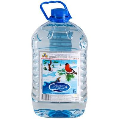 Вода питьевая «Утренняя звезда» б/газа